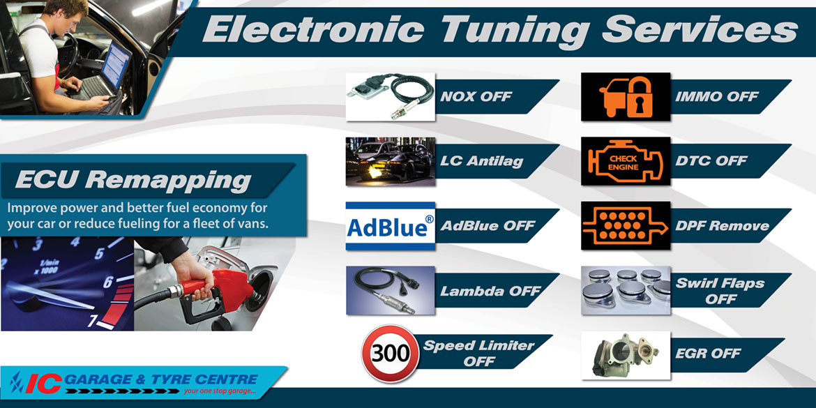 Electronic Tuning Service